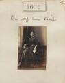 Hon. Louisa Jane Newenham (née Edwardes), by Camille Silvy - NPG Ax50996