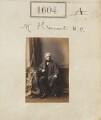 George Granville Venables (né Vernon) Harcourt, by Camille Silvy - NPG Ax50998