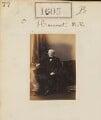 George Granville Venables (né Vernon) Harcourt, by Camille Silvy - NPG Ax50999