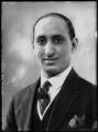 Nawabzada Muhammad Azim Khan of Toru, by Bassano Ltd - NPG x153571