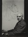 H.M. Bateman, by Gilbert Adams - NPG x131925
