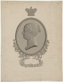 Queen Victoria, by Alfred Robert Freebairn, after  C. Henry Weigall - NPG D33570