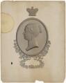 Queen Victoria, by Alfred Robert Freebairn, after  Henry Weigall - NPG D33571
