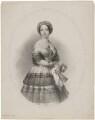 Queen Victoria, by Thomas Fairland, after  Franz Xaver Winterhalter - NPG D33578