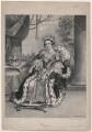 Queen Victoria, by T.C. Wilson, printed by  W. Clerk - NPG D33600