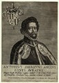 Anthony Sherley (Shirley), by Giovanni Orlandi - NPG D33607