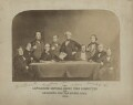 'The Lancashire Central Short Time Committee for Obtaining the Ten Hours Bill, 1850', by Unknown photographer - NPG x27501