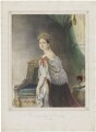 Queen Victoria, probably by J.A. Leuchtlein, after  Thomas Sully, after  Charles Edward Wagstaff - NPG D33615