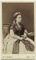 Princess Helena Augusta Victoria of Schleswig-Holstein, by W. & D. Downey - NPG Ax46168