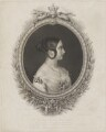 Queen Victoria, by Henry Thomas Ryall, published by  Edward Puckle, and published by  Gambart & Junin, after  Sir William Charles Ross - NPG D33620
