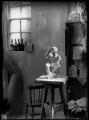 Maurice Lambert's studio ('The Cymbalist'), by Yvonne Gregory - NPG x132008