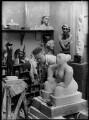 Maurice Lambert, by Yvonne Gregory - NPG x132014