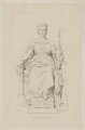 Queen Victoria, by Th. L., after  Unknown artist - NPG D33635