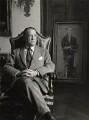Somerset Maugham, by Tom Blau - NPG x131945