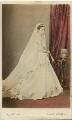 Princess Helena Augusta Victoria of Schleswig-Holstein, by John Jabez Edwin Mayall - NPG Ax46734