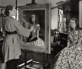 Anna Zinkeisen; Sally Ann Howes, by Tom Blau - NPG x131949