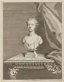 Margaret Cavendish Bentinck (née Harley), Duchess of Portland, by George Vertue, after  John Michael Rysbrack - NPG D14100