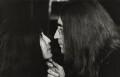 Yoko Ono; John Lennon, by Tom Blau - NPG x131956