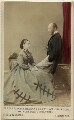 Princess Helena Augusta Victoria of Schleswig-Holstein; Prince Christian of Schleswig-Holstein, by Hills & Saunders, published by  A. Marion, Son & Co - NPG Ax46755