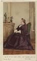 Princess Augusta Wilhelmina Louisa, Duchess of Cambridge, by Oliver François Xavier Sarony - NPG Ax46765