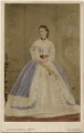 Princess Alice, Grand Duchess of Hesse, by Southwell Brothers, published by  A. Marion, Son & Co - NPG Ax46773