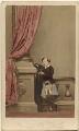 Prince Leopold, Duke of Albany, by John Jabez Edwin Mayall - NPG Ax46714