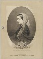 Queen Victoria, by Thomas Dewell Scott, after  Unknown artist - NPG D33640