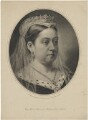 Queen Victoria, published by Maclure & Macdonald, after  Andrew Maclure - NPG D33646