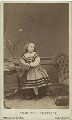 Princess Beatrice of Battenberg, by Hills & Saunders, published by  A. Marion, Son & Co - NPG x26128
