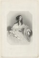 Miss Cockayne, by William Henry Mote, after  Alfred Edward Chalon - NPG D33691