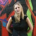 Clare Pollard, by Madeleine Waller - NPG x132077