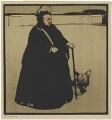 Queen Victoria, published by William Heinemann, after  Sir William Newzam Prior Nicholson - NPG D33653