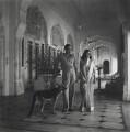 Sawai Man Singh II, Maharaja of Jaipur; Maharani Gayatri Devi, Rajmata of Jaipur, by Cecil Beaton - NPG x132089