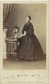 Princess Louise Caroline Alberta, Duchess of Argyll, by (Cornelius) Jabez Hughes - NPG x15568