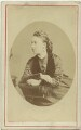 Princess Louise Caroline Alberta, Duchess of Argyll, by Oliver François Xavier Sarony - NPG x15571