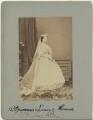 Princess Alice, Grand Duchess of Hesse, by John Jabez Edwin Mayall - NPG x26119