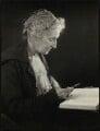 Mary Seton Watts (née Fraser-Tytler), by Herbert Lambert - NPG x1586