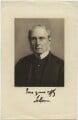 Roundell Palmer, 1st Earl of Selborne, by Walker & Boutall, after  Elliott & Fry - NPG x12652