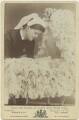 Princess Helen, Duchess of Albany; Prince Charles Edward, 2nd Duke of Albany and Duke of Saxe-Coburg and Gotha, by Byrne & Co - NPG x38385