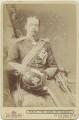 Prince Leopold, Duke of Albany, by Alexander Bassano - NPG x15729