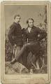 Prince Leopold, Duke of Albany; Robinson Duckworth, by Hills & Saunders - NPG x45109