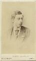 Prince Leopold, Duke of Albany, by Hills & Saunders - NPG x15725