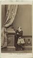 Prince Leopold, Duke of Albany, by John Jabez Edwin Mayall - NPG x15726