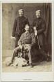 Arthur Peel; Arthur Frederick Pickard; Prince Arthur, 1st Duke of Connaught and Strathearn, by Frederick Treble - NPG x45776