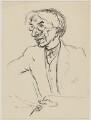 Roger Fry, by Cicely Mary Hey - NPG D34004