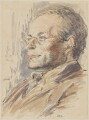 Francis Frederick Locker Birrell, by Cicely Mary Hey - NPG D34000