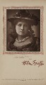 Helen Forsyth as Molly Seagrim in 'Sophia', by Herbert Rose Barraud, published by  Carson & Comerford - NPG Ax29395
