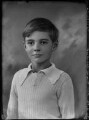 Thomas Trenchard, 2nd Viscount Trenchard, by Bassano Ltd - NPG x153664