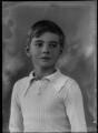 Thomas Trenchard, 2nd Viscount Trenchard, by Bassano Ltd - NPG x153666
