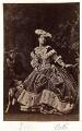 Adelina Patti as Martha in 'Martha', by Camille Silvy - NPG x12680